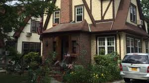 donald trump u0027s boyhood home selling for 1 65m in queens newsday
