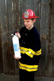 firefighter costume spirit halloween thrive 100 simple halloween costumes that you probably have in