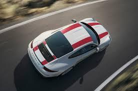 porsche inside view porsche 911 r revealed with 500 hp lightweight body 6 speed