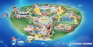 Map Of Disney World Hotels by Shanghai Disneyland Update New Aerial Pics Sdl Park Map
