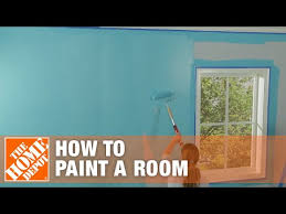 is paint any how to paint a room the home depot
