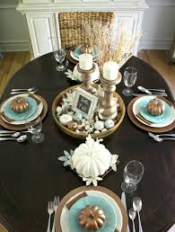 coastal centerpieces 25 coastal thanksgiving décor ideas shelterness