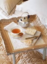 Linge De Table Ancien Un Plateau De Petit Déjeuner Dans Un Cadre Ancien Marie Claire