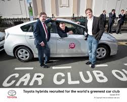 lexus uk managing director toyota hybrids recruited for the world u0027s greenest car club