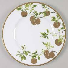 golden china pattern golden apple our china pattern green toiles