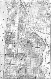 Map Central Park Old New York Maps Author Gloria Waldron Hukle