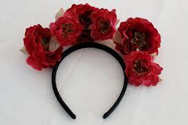 flower headbands diy diy floral headband crafty fox floral headbands