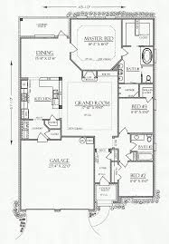 European Floor Plans by House Plan 74708 At Familyhomeplans Com