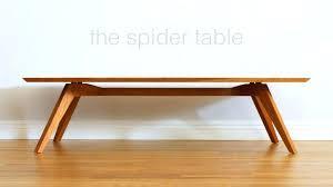 mid century coffee table legs mid century table legs how to make a mid century modern coffee table