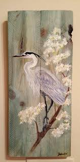 great blue heron by delawi on etsy art pinterest blue heron