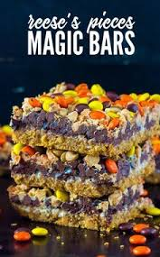 these reese s magic cookie bars are for or