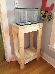 how to make fish tank decorations at home 2x4 fish tank stand my projects pinterest fish tank stand