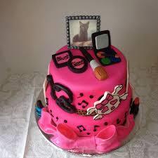 Girls Cake Design