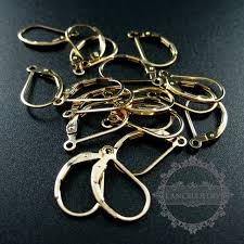 not on the high earrings 9x16mm leverback earrings hoop open ring gold filled high quality