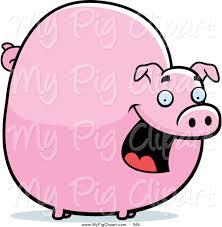 pig clipart stock pig designs 3d