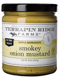 gourmet mustard mustards terrapin ridge farms gourmet sauces spreads dips
