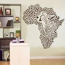 modest ideas cheetah wall decor fantastic cheetah print home decor