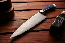 steel kitchen knives ironman knives handmade carbon steel kitchen knives