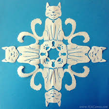 geeky snowflake patterns popsugar tech