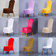 Chair Cover For Sale 1pc Diningroom Wedding Chair Covers For Sale Spandex Arched Flat