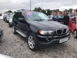 used bmw x5 cars for sale in derby derbyshire motors co uk