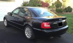 audi a4 2001 audi a4 b5 1 8t quattro manual 137k original owner