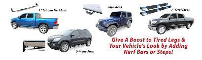 nerf car truck accessories side step installation columbus ohio