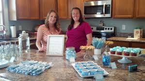 Kitchen Shower Ideas Baby Boy Shower The Food The Taylor House