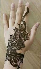 top 20 amazing stylish mehndi design for hands tattoos