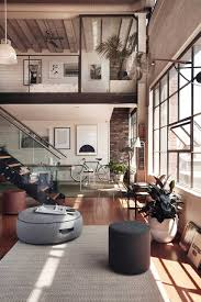 roundup loft hunting for george lofts interiors and industrial