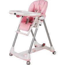 chaise pour bébé l gant chaise haute bebe fille 1 eliptyk