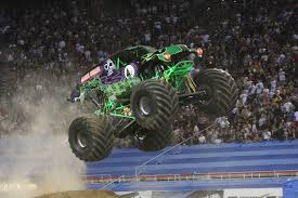 monster jam grave digger truck scotia speedworld
