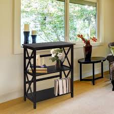 montego 3 tier bookcase free shipping today overstock com