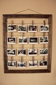 Home Interior Picture Frames Best 25 Picture Frame Display Ideas On Pinterest Picture
