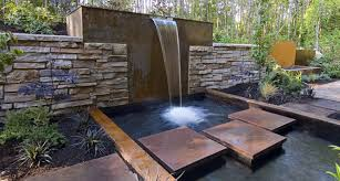 outdoor water feature ideas backyard water features can enhance