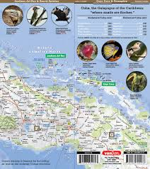 I 35 Map Naturesmart Cuba Map By Vandam Country Road U0026 Eco Travel Map Of