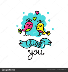 imagenes animadas sobre amor aves dibujos animados cantando sobre amor diseño elementos fot día