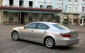 09 lexus ls460 perfectly polite the all 2009 lexus ls460 awd the car guide