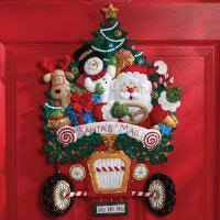 bucilla christmas felt crafts herrschners inc