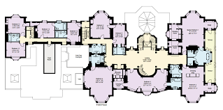 mansion layouts courtyard house home courtyard house