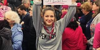Melissa Benoist Women     s March crop