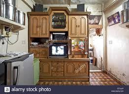 one room house with bathroom textile mill chawl mumbai india asia