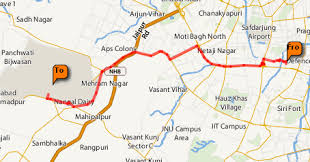map with driving directions get route maps and driving directions in india via yahoo maps