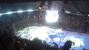 Air Canada Centre Floor Plan Acc Sec 319 Row 16 Aisle Maple Leafs Playoffs 2012 Youtube