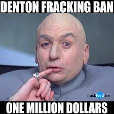 Team Meme - north texas gas industry unleashes frackfeed on meme starved