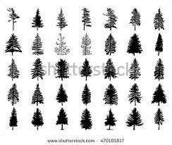 free set of different tree vectors free