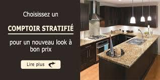 stratifié comptoir cuisine choisissez un comptoir stratifié pour un nouveau look à bon prix