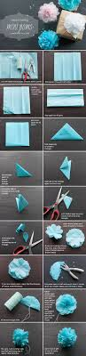 how to use tissue paper in a gift box best 25 tissue paper flowers ideas on tissue flowers