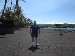 big island black sand beach gigi hawaii