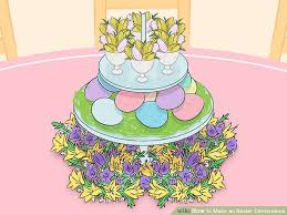 easter centerpiece 11 ways to make an easter centerpiece wikihow
